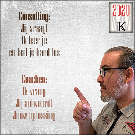 Coaching of Consulting wat doe jij?